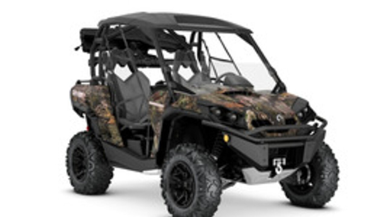2018 Can-Am Commander 1000R for sale 200479366