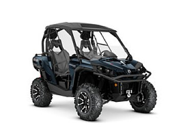 2018 Can-Am Commander 1000R for sale 200502053