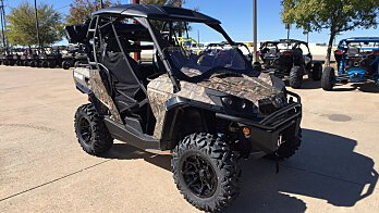 2018 Can-Am Commander 1000R for sale 200504039