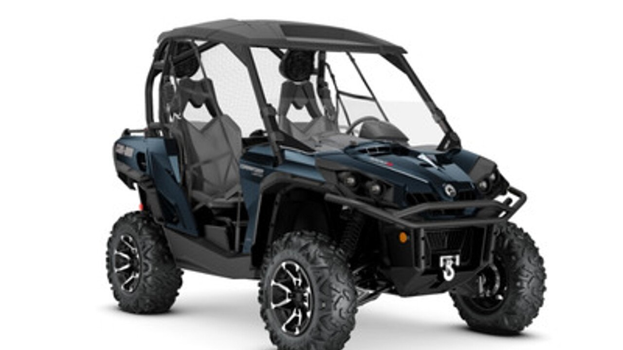 2018 Can-Am Commander 1000R for sale 200504199