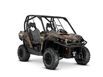 2018 Can-Am Commander 1000R for sale 200507757