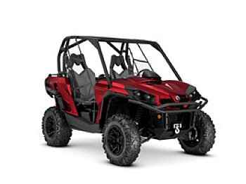 2018 Can-Am Commander 1000R for sale 200515949