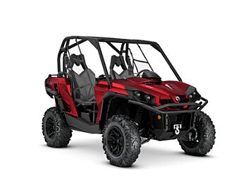 2018 Can-Am Commander 1000R for sale 200536717