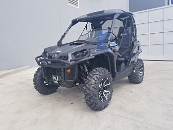 2018 Can-Am Commander 1000R for sale 200539022