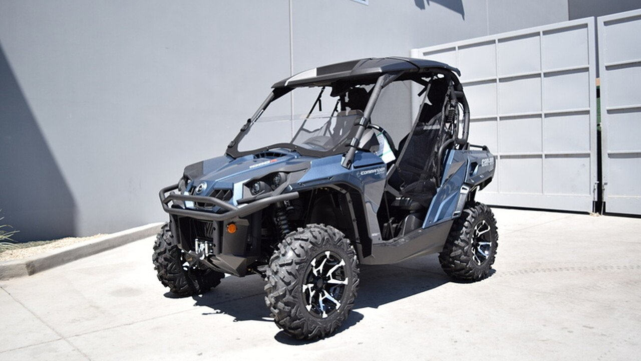 2018 Can-Am Commander 1000R for sale 200545287
