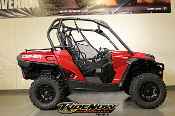 2018 Can-Am Commander 1000R for sale 200567350