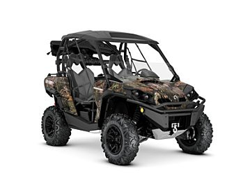 2018 Can-Am Commander 1000R for sale 200580563