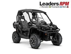2018 Can-Am Commander 1000R for sale 200511201