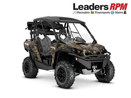 2018 Can-Am Commander 1000R for sale 200511295