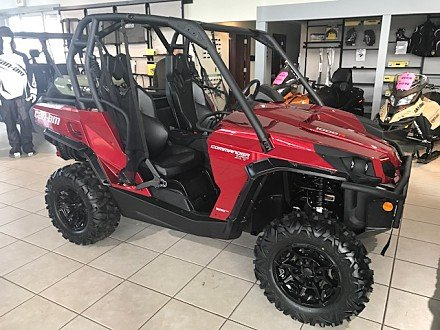 2018 Can-Am Commander 1000R for sale 200600353