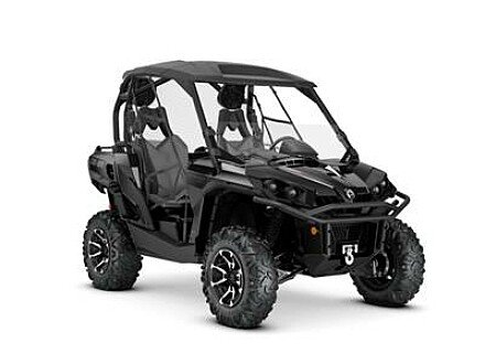 2018 Can-Am Commander 1000R for sale 200662754