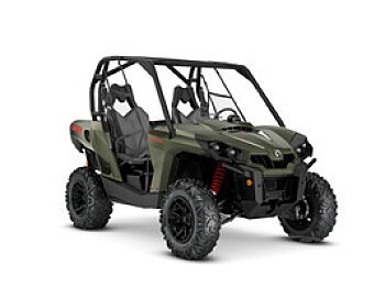 2018 Can-Am Commander 800R for sale 200487160