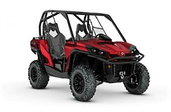 2018 Can-Am Commander 800R for sale 200502060