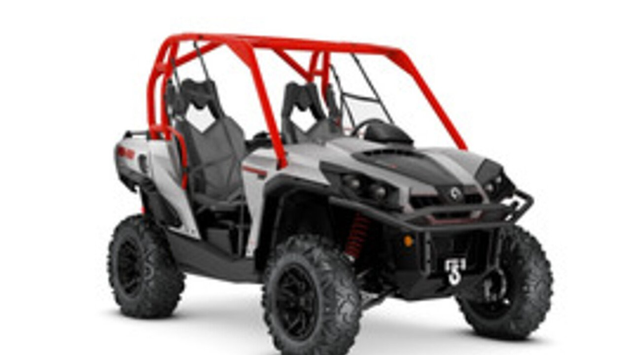 2018 Can-Am Commander 800R for sale 200532045