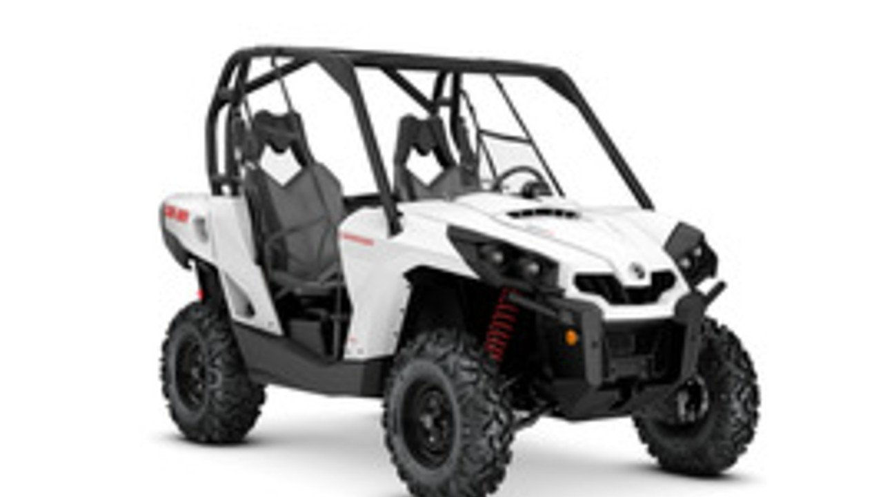 2018 Can-Am Commander 800R for sale 200545738