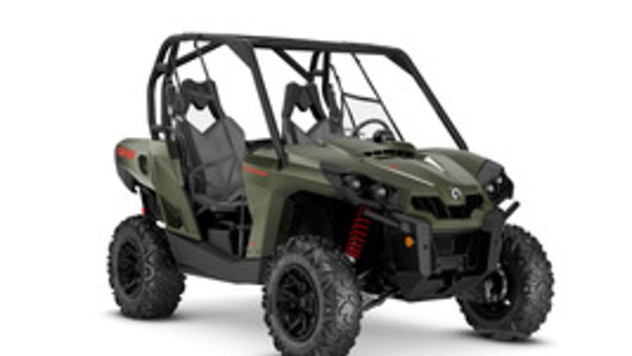 2018 Can-Am Commander 800R for sale 200545740