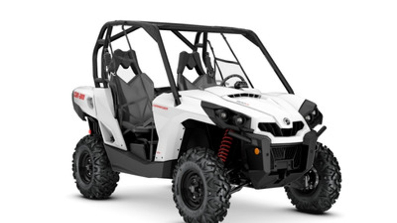2018 Can-Am Commander 800R for sale 200551239