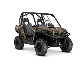 2018 Can-Am Commander 800R for sale 200502110
