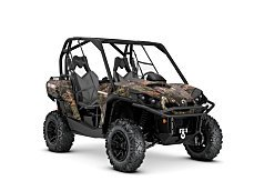 2018 Can-Am Commander 800R for sale 200511198