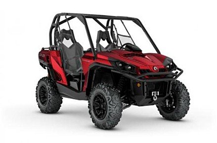 2018 Can-Am Commander 800R for sale 200528626