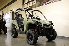 2018 can am commander 800r motorcycles for sale motorcycles on autotrader. Black Bedroom Furniture Sets. Home Design Ideas