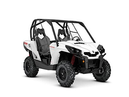 2018 Can-Am Commander 800R for sale 200568590