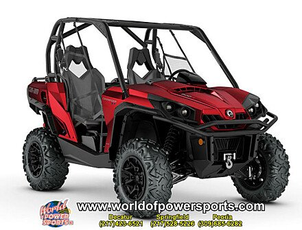 2018 Can-Am Commander 800R for sale 200637163