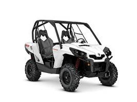 2018 Can-Am Commander 800R for sale 200648558