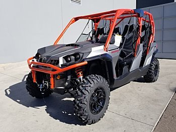 2018 Can-Am Commander MAX 1000R for sale 200522515