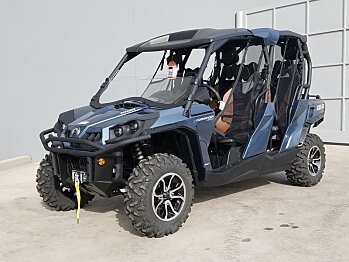 2018 Can-Am Commander MAX 1000R for sale 200536147