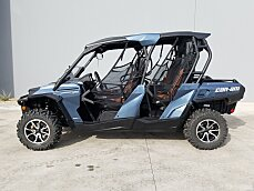 2018 Can-Am Commander MAX 1000R for sale 200539026