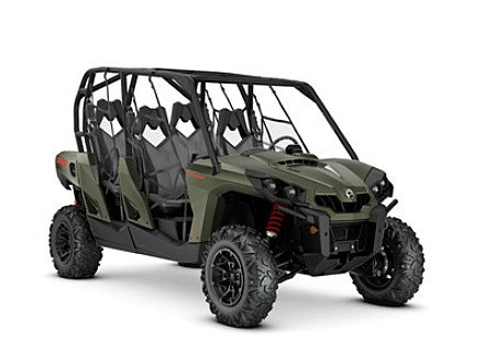 2018 Can-Am Commander MAX 800R for sale 200504200