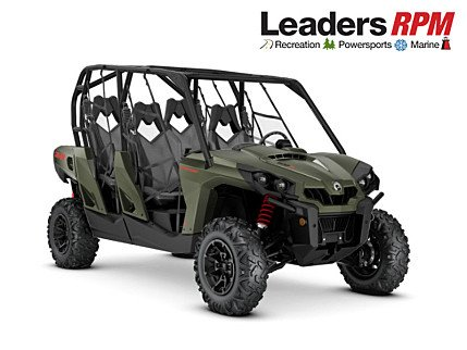 2018 Can-Am Commander MAX 800R for sale 200511296