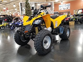 2018 Can-Am DS 250 for sale 200515699