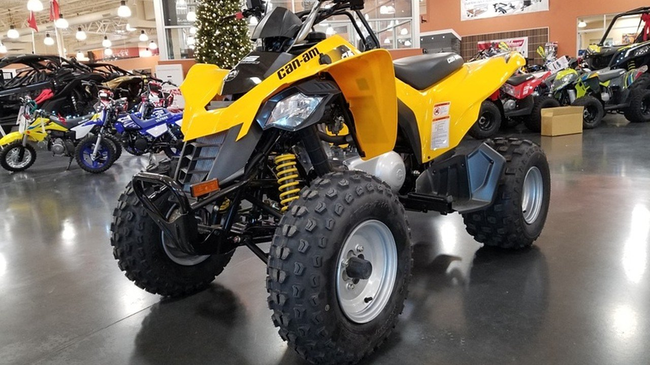 2018 Can-Am DS 250 for sale 200525153