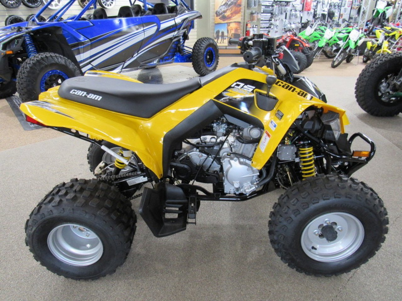 Can Am Atv Goodyear Az >> 2018 Can-Am DS 250 for sale near Goodyear, Arizona 85338 - Motorcycles on Autotrader
