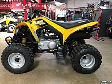 2018 Can-Am DS 250 for sale 200501654