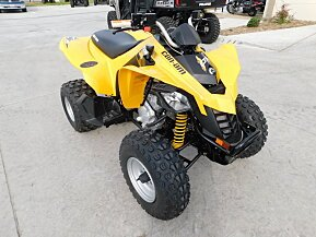 2018 Can-Am DS 250 for sale 200572578