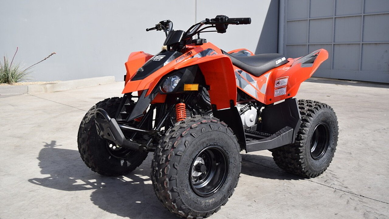 2018 Can-Am DS 70 for sale 200492479
