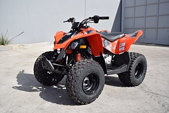 2018 Can-Am DS 70 for sale 200515693