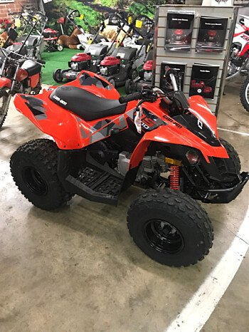 2018 Can-Am DS 70 for sale 200523805