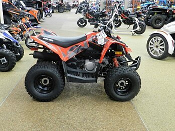 2018 Can-Am DS 70 for sale 200565580