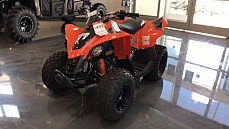 2018 Can-Am DS 70 for sale 200475714