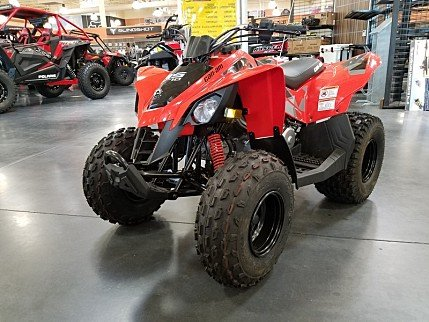 2018 Can-Am DS 70 for sale 200492478