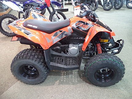 2018 Can-Am DS 70 for sale 200493289