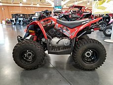 2018 Can-Am DS 70 for sale 200508012