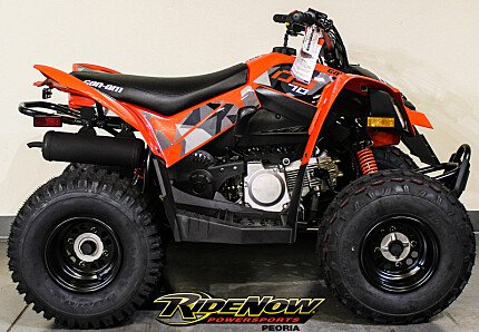 2018 Can-Am DS 70 for sale 200566863