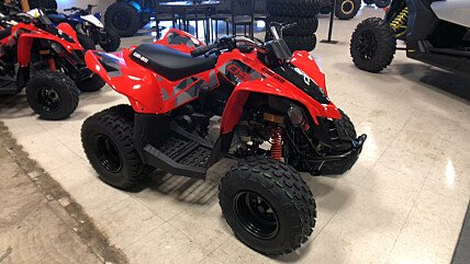 2018 Can-Am DS 70 for sale 200620847