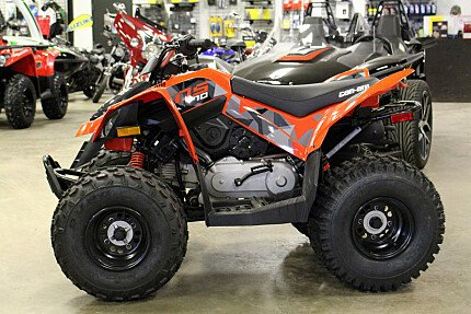 2018 Can-Am DS 70 for sale 200626806
