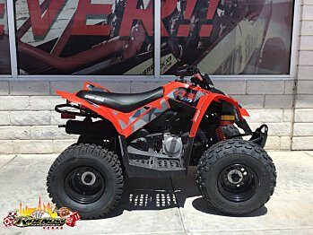 2018 Can-Am DS 90 for sale 200494324